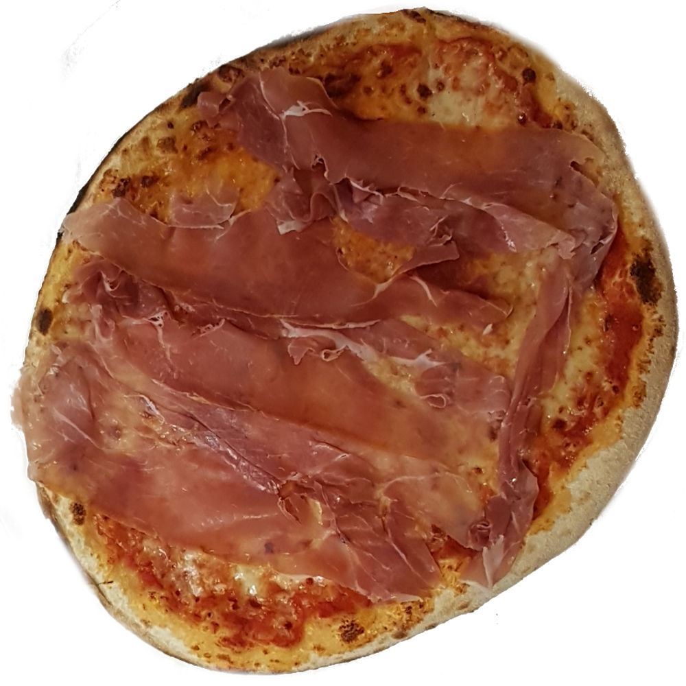 Foto Pizza Crudo
